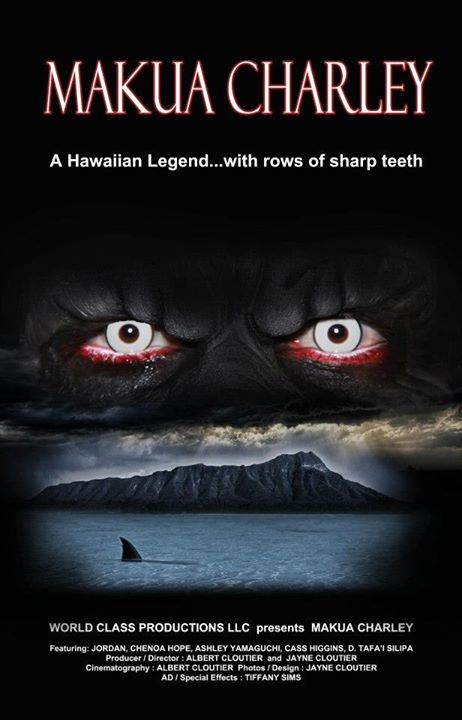 Makua Charley - Hawaiian Shark Man Creature movie poster