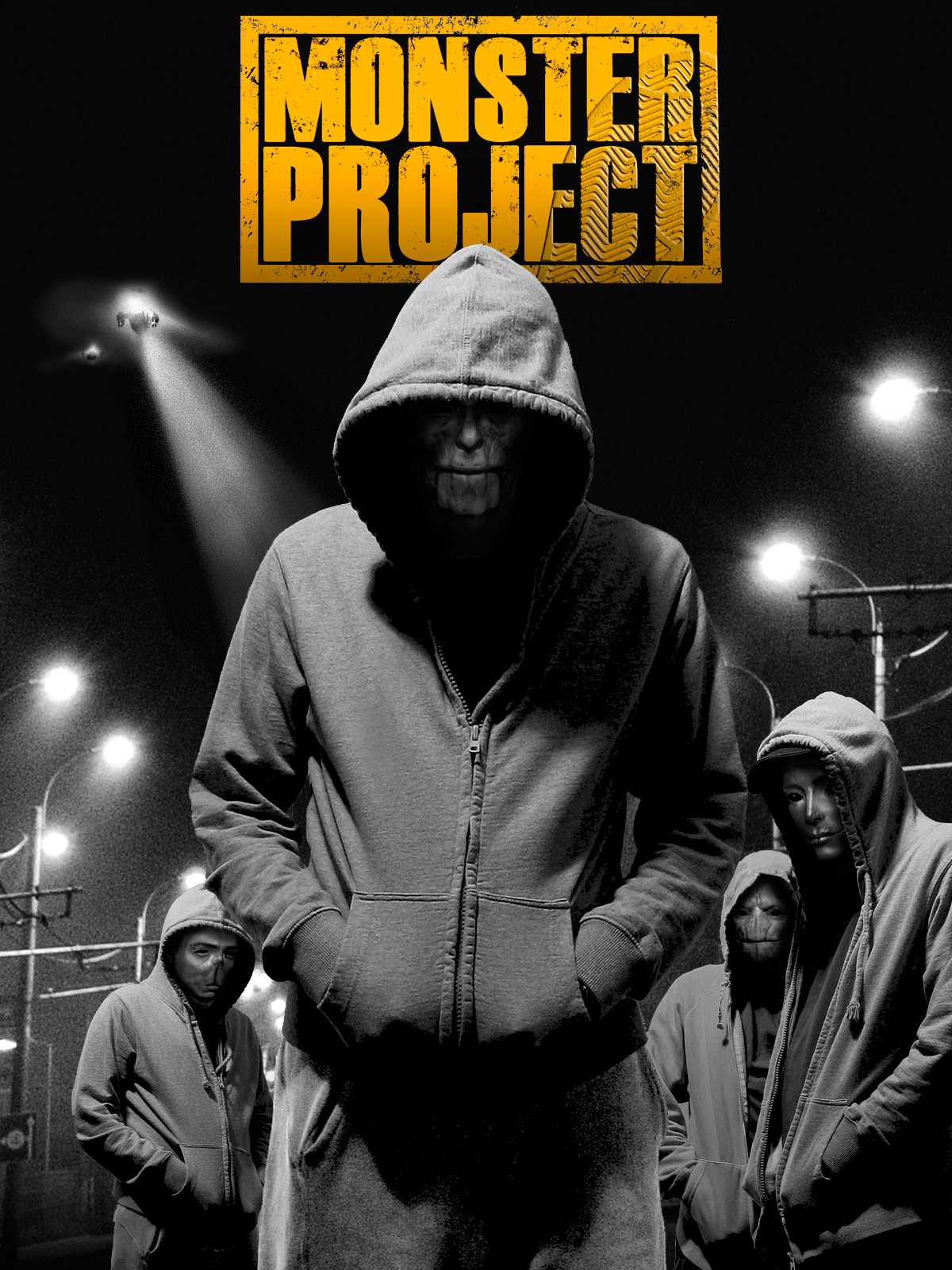 Monster Project Poster
