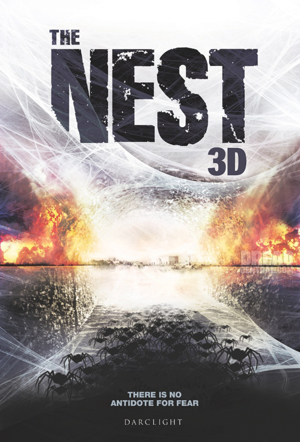 Nest 3d - New Horror Movie Poster