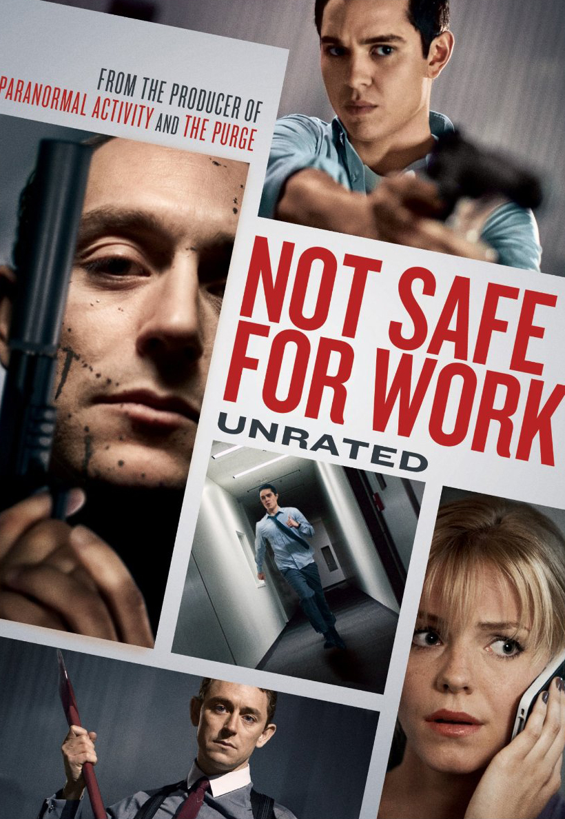 Not Safe For Work (2014) movie poster