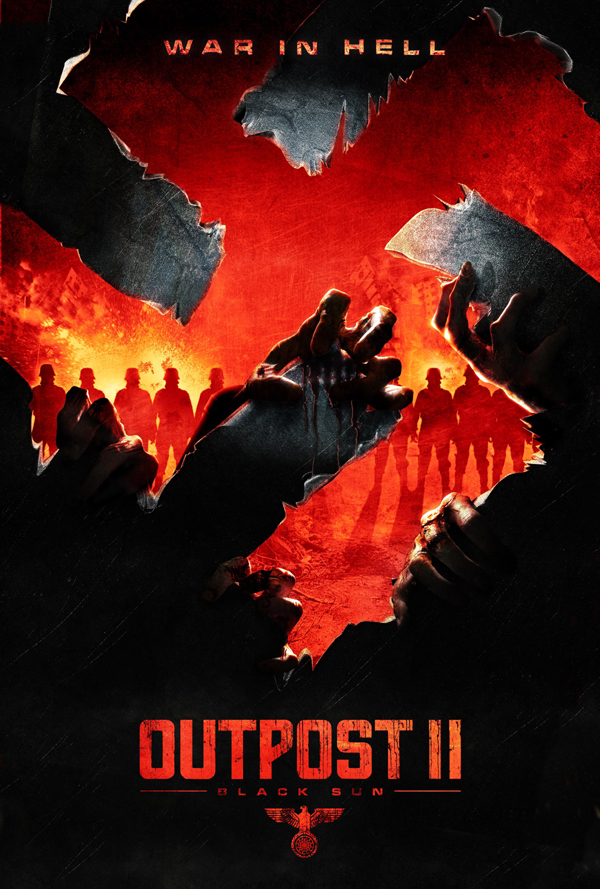Outpost II Black Sun movie poster