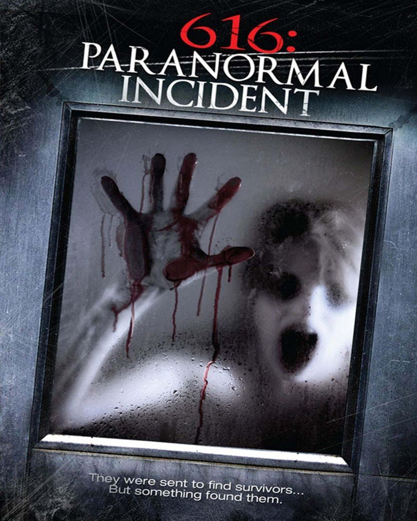 616: Paranormal Incident Sales Art