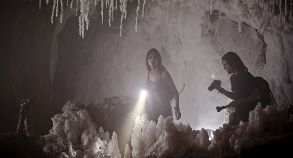 Paranormal Xperience 3D - Movie Still of Caves