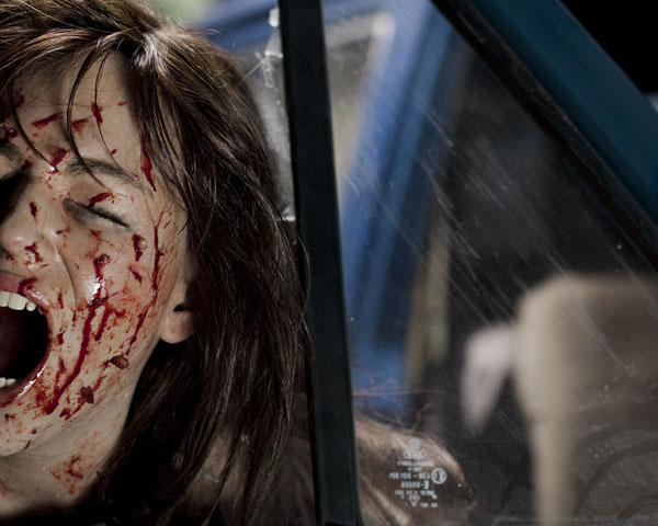 Paranormal Xperience 3D - Bloody Girl Movie Still