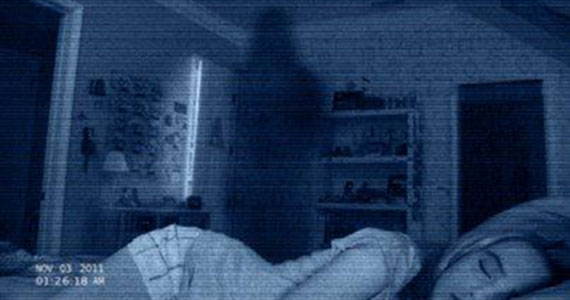 Paranormal Activity 4 horror movie