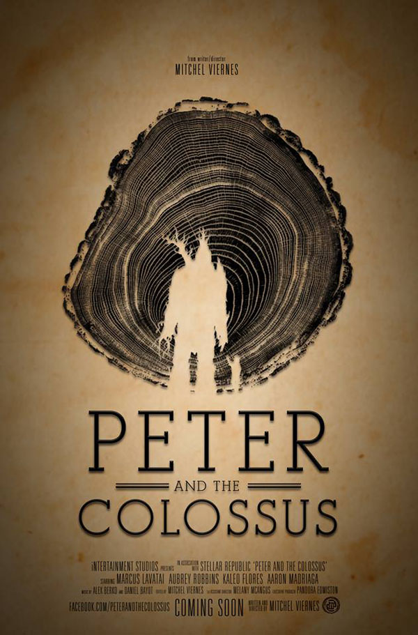 Peter and the Colossus movie poster