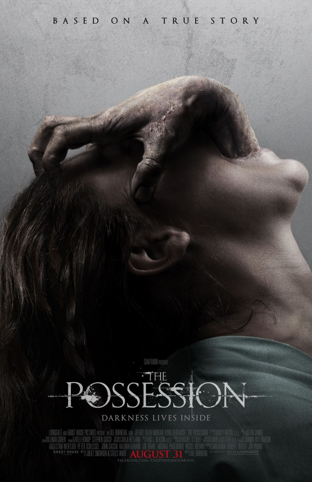 The Possession First Poster