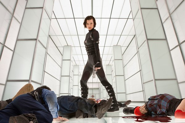 Resident Evil Retribution Screenshot