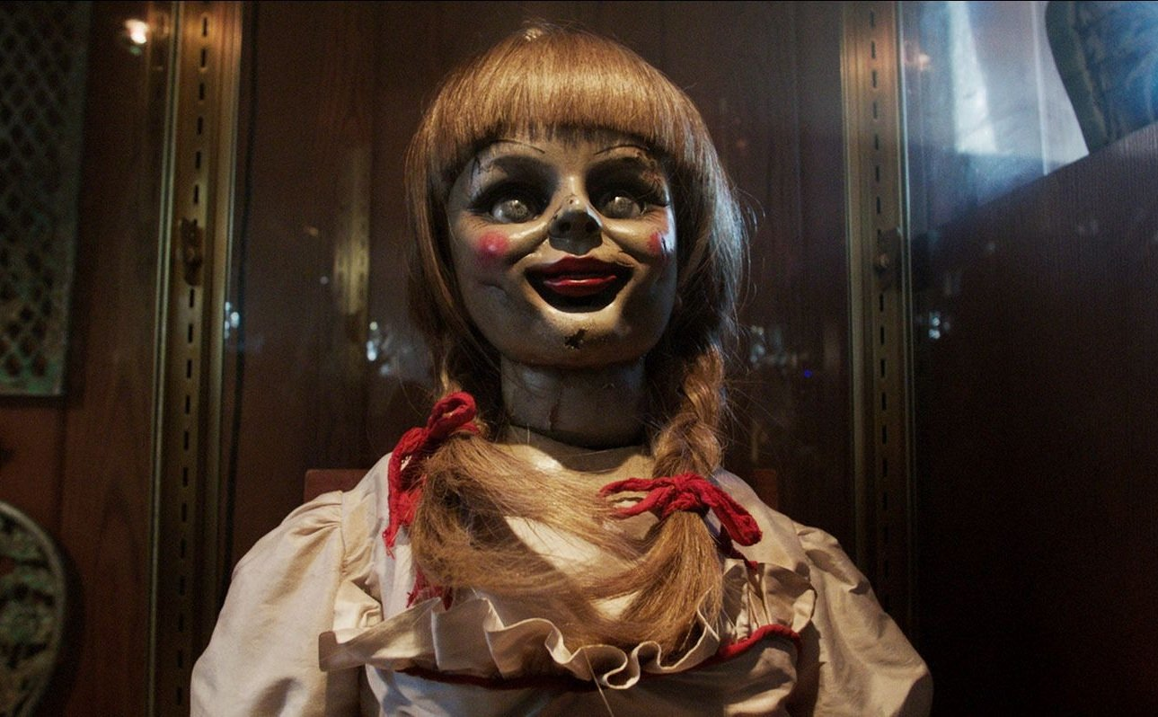 Scary Annabelle Doll from The Conjuring