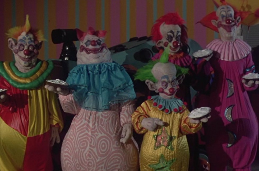 Killer Klowns from Outer Space - Scary Killer Clowns