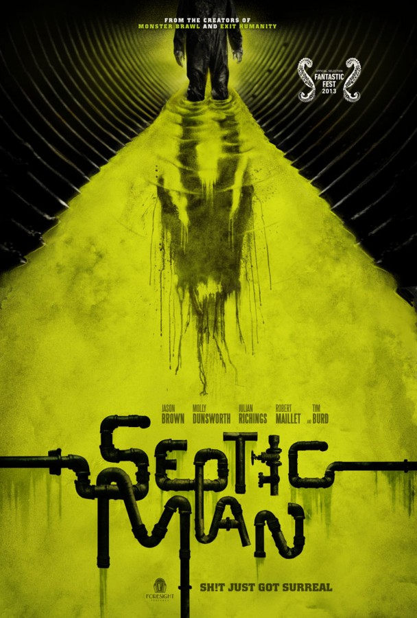Septic Man movie poster
