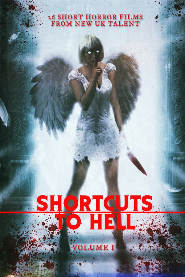 UK Shortcuts to Hell Horror Anthology movie poster