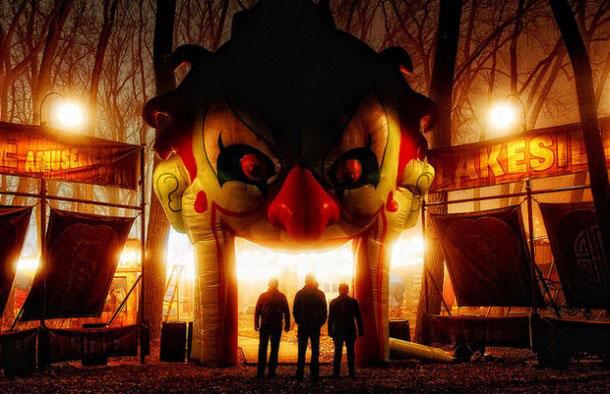 Silent Hill Revelation horror movie