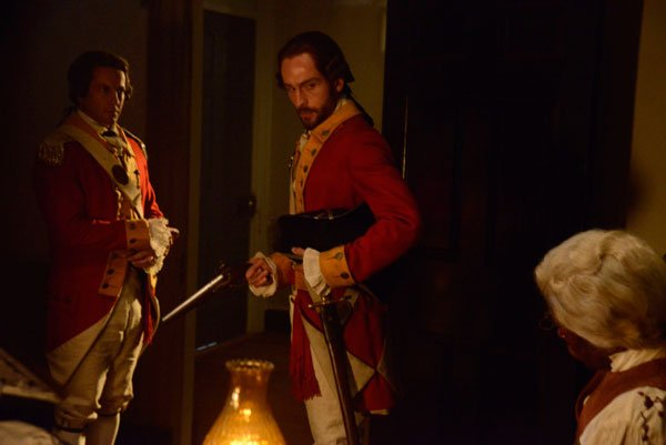 Fox Sleepy Hollow S01E06 The Sin Eater - Still