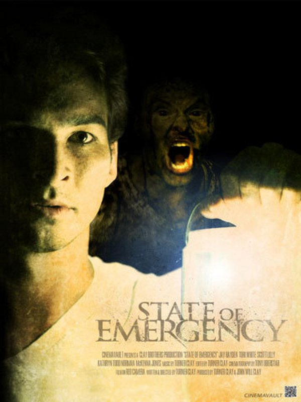 State of Emergency movie poster