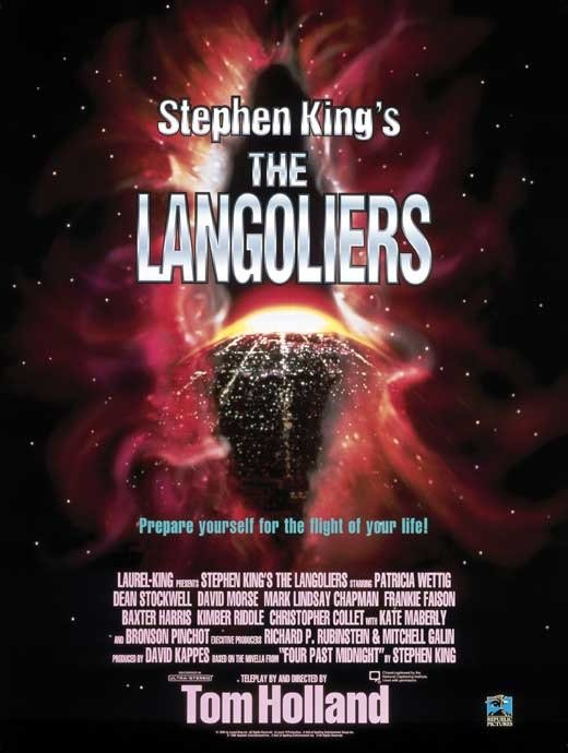 Stephen King The Langoliers poster