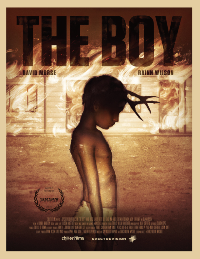 The Boy (2015) poster