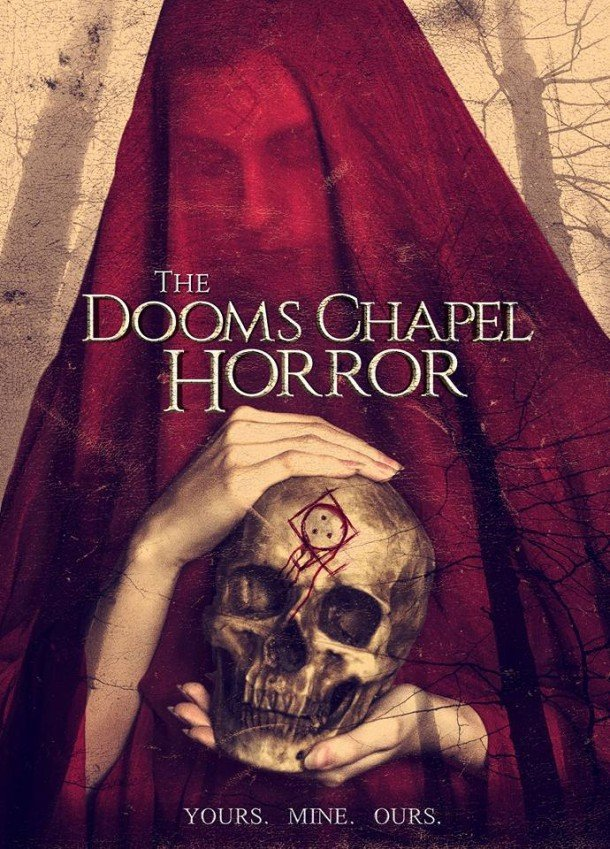 The Dooms Chapel Horror art