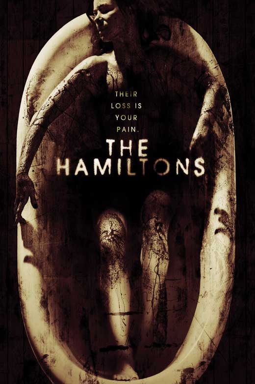 The Hamiltons (2006) movie poster