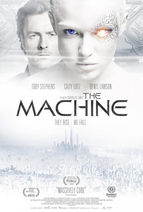 The Machine (2013) movie poster