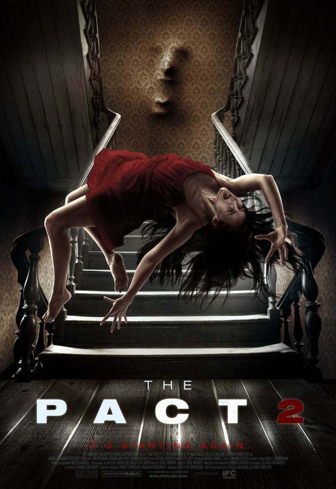 The Pact 2 (2014) poster