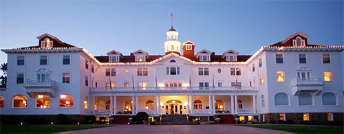 The Shining inspiration The Stanley Hotel