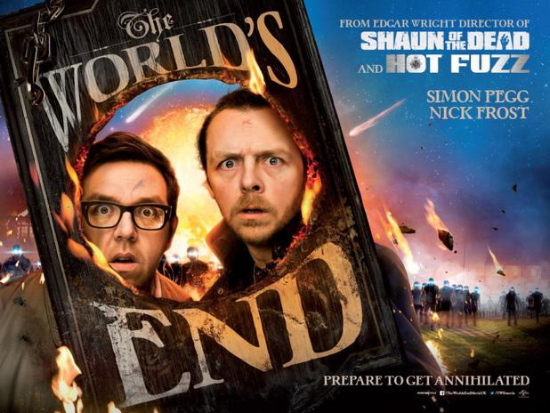 The Worlds End Behind the Scenes Featurette