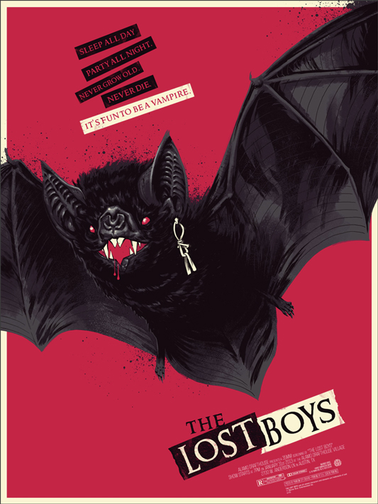 Mondo Art for The Lost Boys 1