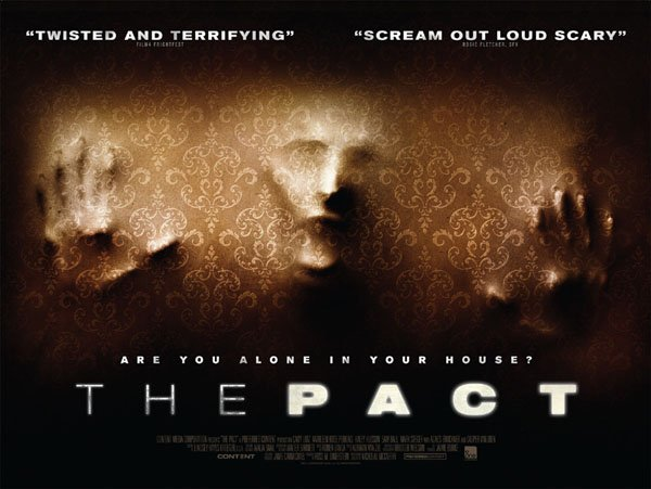 The Pact UK Poster