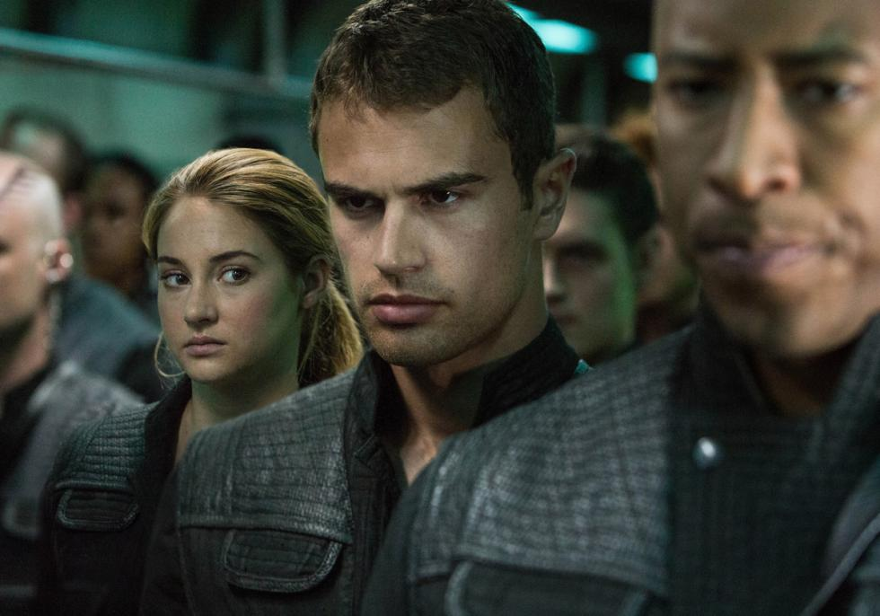 Underworld: Next Generation - Theo James in New Underworld Movie