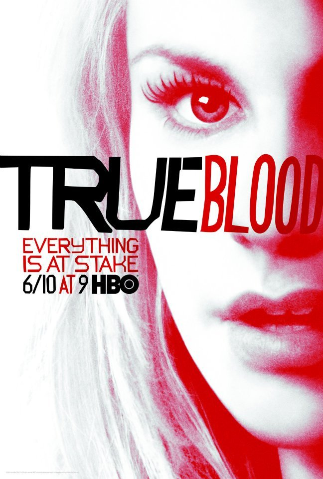 True Blood Season 5 Poster 1
