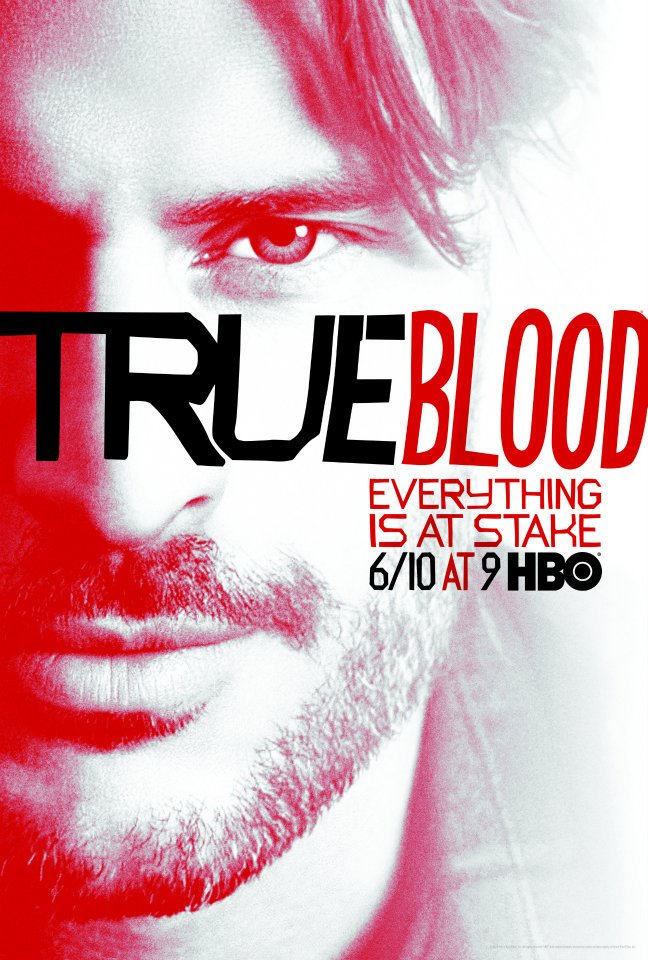 True Blood Season 5 Poster 3