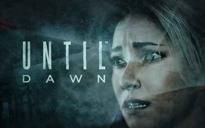 Until Dawn horror game 2015