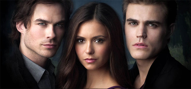 The Vampire Diaries Episode 4.13 - Into the Wild