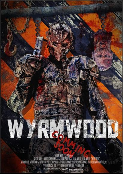 Wyrmwood (2014) zombie movie poster