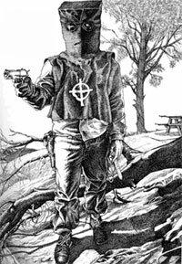 Zodiac Killer sketch image