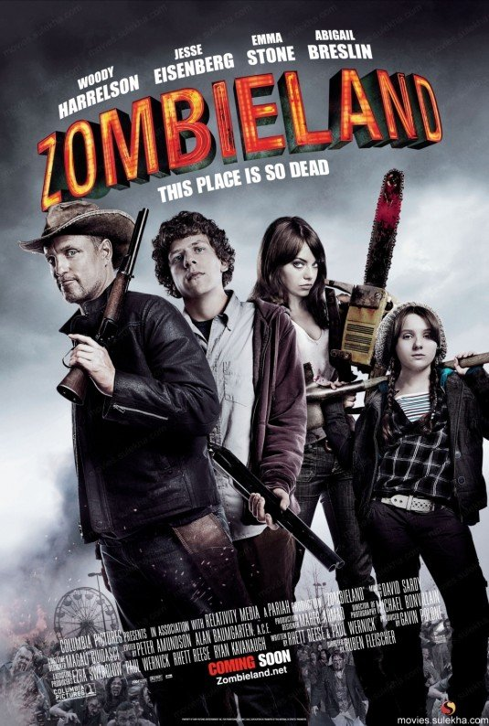Zombieland new TV series on Amazon