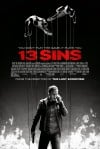 13 Sins Movie Poster / Movie Info page