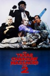The Texas Chainsaw Massacre 2 Movie Poster / Movie Info page