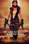 Resident Evil: Extinction Movie Poster / Movie Info page