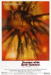 Invasion of the Body Snatchers Movie Poster / Movie Info page