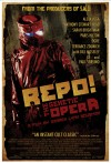 Repo! The Genetic Opera Movie Poster / Movie Info page