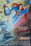 Superman IV: The Quest for Peace Movie Poster / Movie Info page