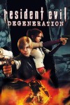 Resident Evil: Degeneration Movie Poster / Movie Info page