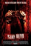 Stay Alive Movie Poster / Movie Info page