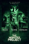 The Monster Project Movie Poster / Movie Page info