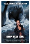Deep Blue Sea Movie Poster / Movie Info page