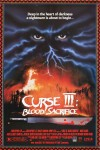 Curse III: Blood Sacrifice Movie Poster / Movie Info page