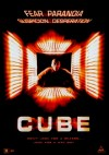 Cube Movie Poster / Movie Info page