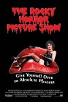 The Rocky Horror Picture Show Movie Poster / Movie Info page